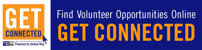 Find Volunteer Opportunities on Get Connected!