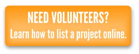 Need Volunteers?